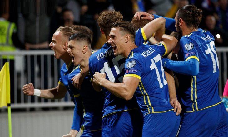 UEFA dënon Kosovën
