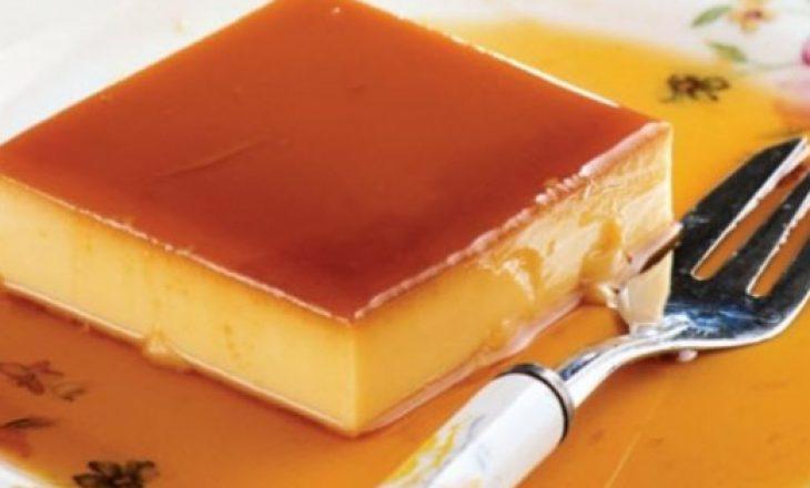 Receta më e mirë e kremit karamel të përgatitur në shtëpi