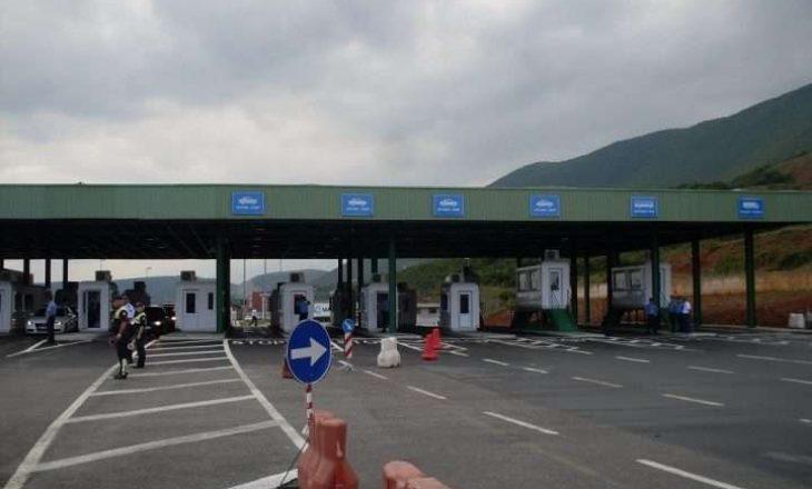 Futi 40 euro në dokumente për të kaluar kufirin, arrestohet shtetasi shqiptar në Vërmicë