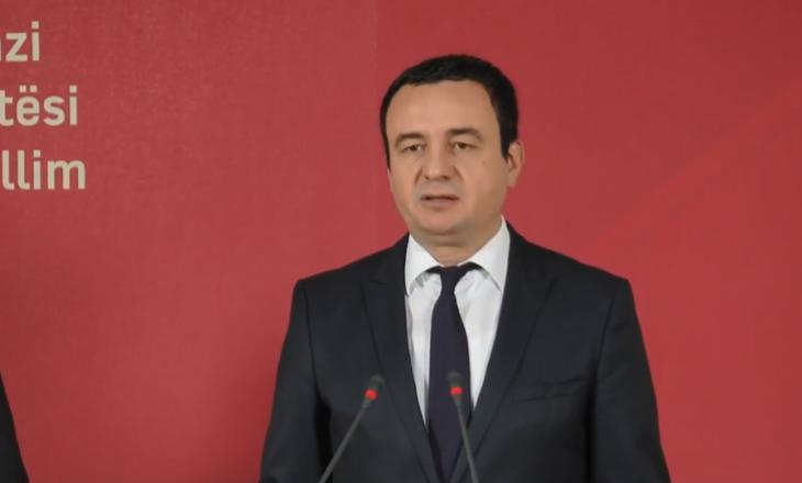 Zyrtari i Listës Serbe krahason qasjen e Kurtit me atë të Millosheviqit