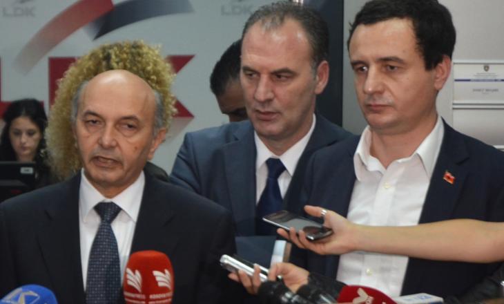 Heshtja e LDK-së karshi vendimit të PZAP-së dhe hyrjes së Nismës në Kuvend