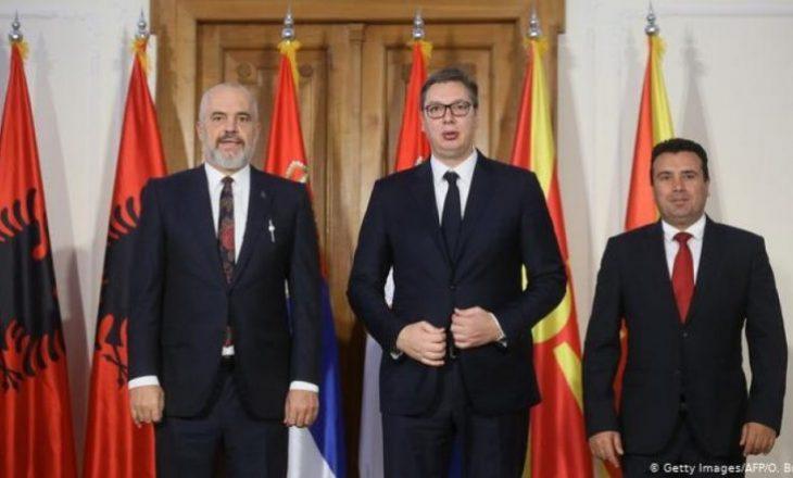 Rama, Zaev dhe Vuçiq takohen nesër në Ohër