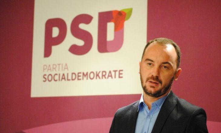 Molliqaj tregon si ia doli të bëhet kryetar i PSD-së