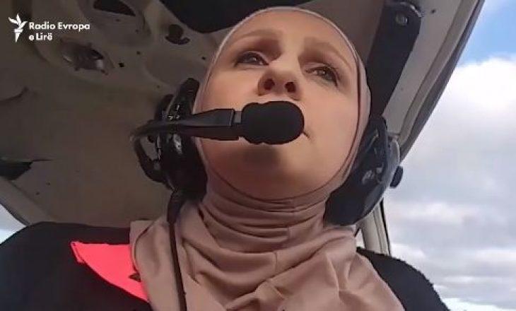Kjo është gruaja nga Kosova që dëshiron të bëhet pilote në Kanada