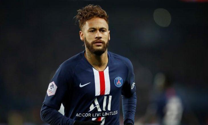 Kërkesa e Neymarit para se ta vazhdonte marrëveshjen me PSG-në