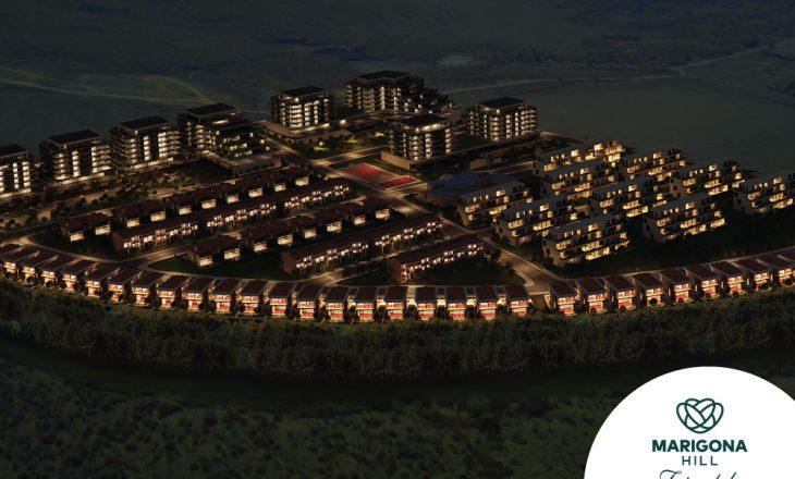 Marigona Hill, projekti unik i cilësuar si perla e kryeqytetit