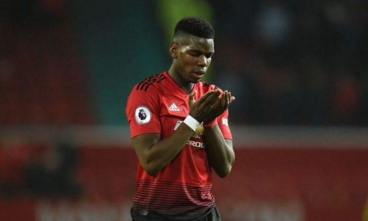 Pogba flet për të ardhmen e tij tek United
