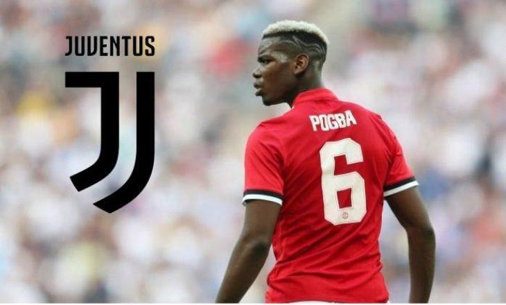 Juventusi i vendosur për Pogban