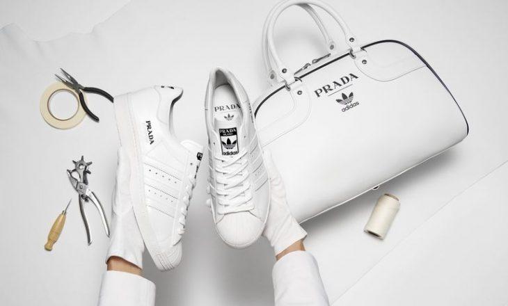 Prada bashkëpunon me Adidas, ky është koleksioni i ri që kanë sjellë