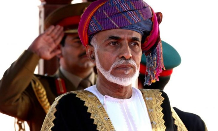 Sulltani i Omanit amniston 332 të burgosur