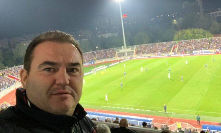 Rrahim Pacolli ia huq fort – ende shpreson në kualifikim të Kosovës ndaj Anglisë