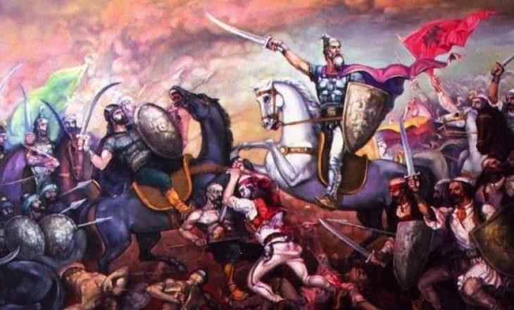 3 nëntori në histori, Skënderbeu lë betejën e Nishit dhe niset për Krujë