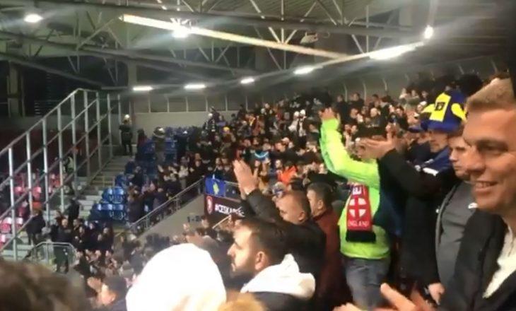 """Gjesti i mrekullueshëm i """"Dardanëve"""" pas humbjes së Kosovës në Çeki"""