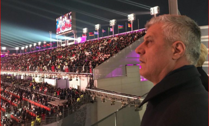 Çekia, skandal me presidentin Thaçi