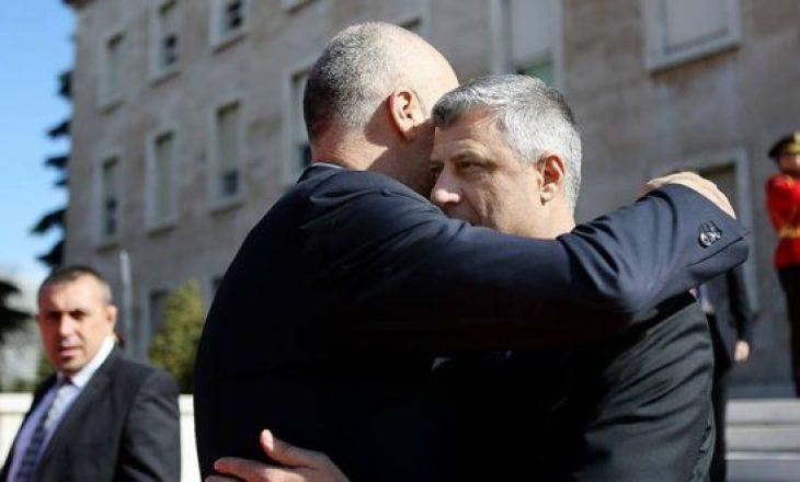 Hashim Thaçi refuzon ftesën e Edi Ramës, shkak Serbia