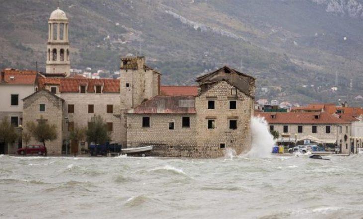Alarm i kuq për motin e keq në Kroaci