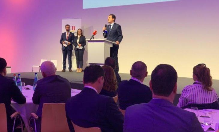 Albin Kurti në Gjermani: Kemi pasur ministri për diasporë, por jo diasporë në ministri