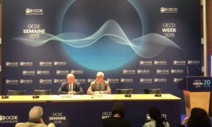 OECD: Ekonomia botërore rrezikon të ngecë në një amulli afatgjatë