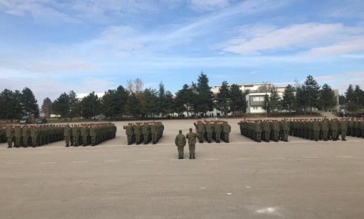 Përfunduan trajnimin bazik – Kaq ushtarë iu bashkuan sot FSK-së