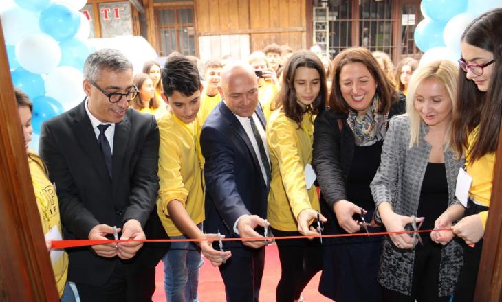 UNICEF hap një qendër në Gjakovë