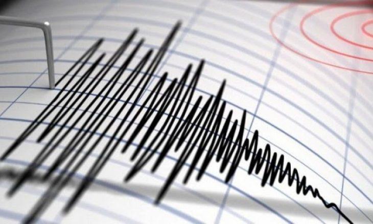 Sërish tërmet i fuqishëm, magnituda 5.4 i shkallës rihter