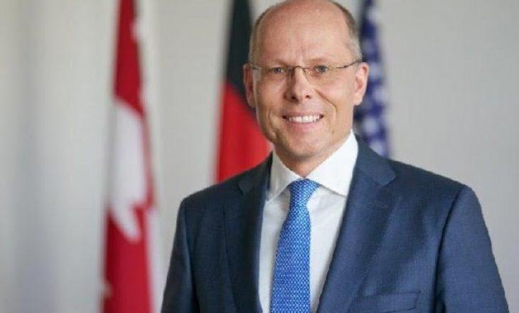 Kush është Peter Beyer? Gjermani i lidhur me SHBA-në që përmendi liberalizimin si dhuratë për fundvit