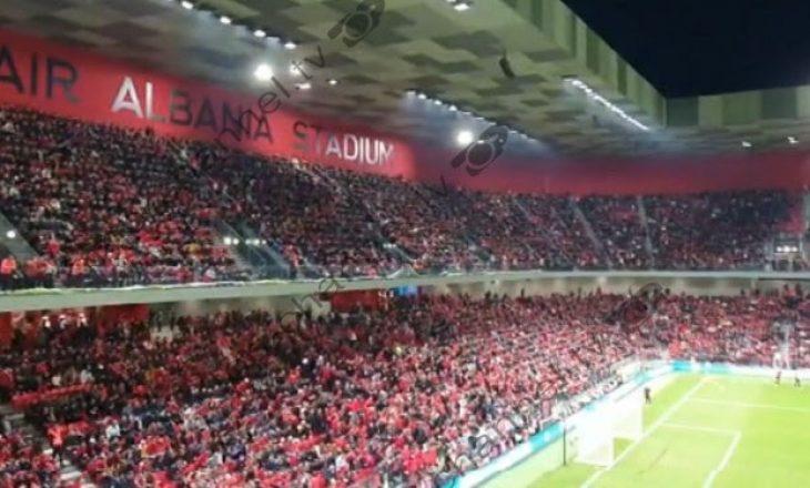 Shqipëria nuk reziston shumë, Franca në epërsi