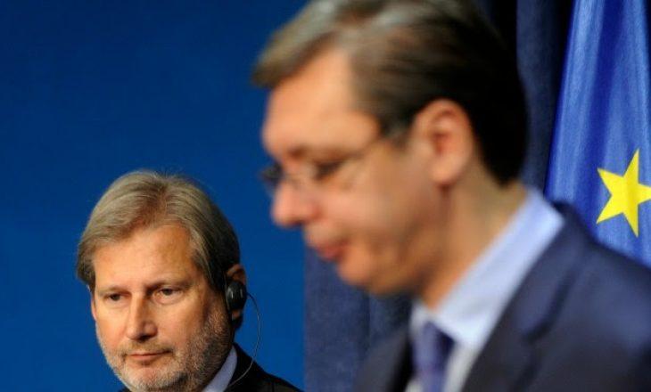 Han: Vuçiq më pyeti se cila është arsyeja për të vazhduar tani dialogun