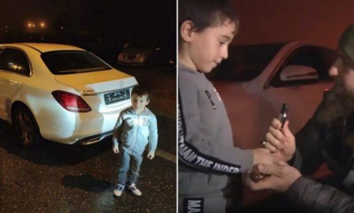 5-vjeçari pranon dhuratë nga Presidenti – arsyeja do t'ju lë pa fjalë