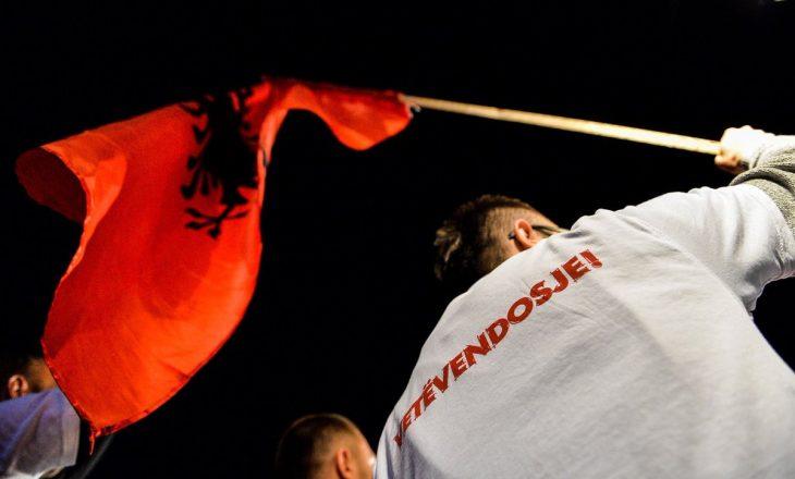 VV 'mobilizohet' për 28 nëntor – organizon marsh për bashkim