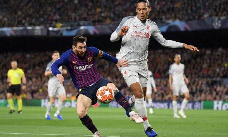 Messi pyetet cili është rivali i tij më i papërshtatshëm, përgjigja absolutisht befasuese