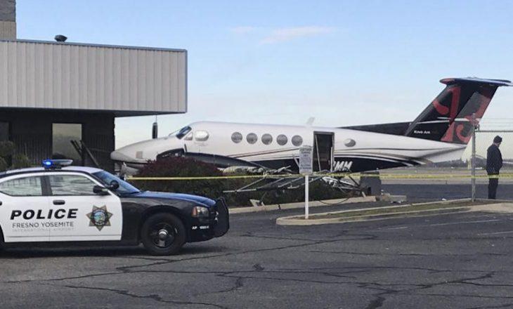 Adoleshentja amerikane vjedhë aeroplanin dhe tenton të vë në lëvizje