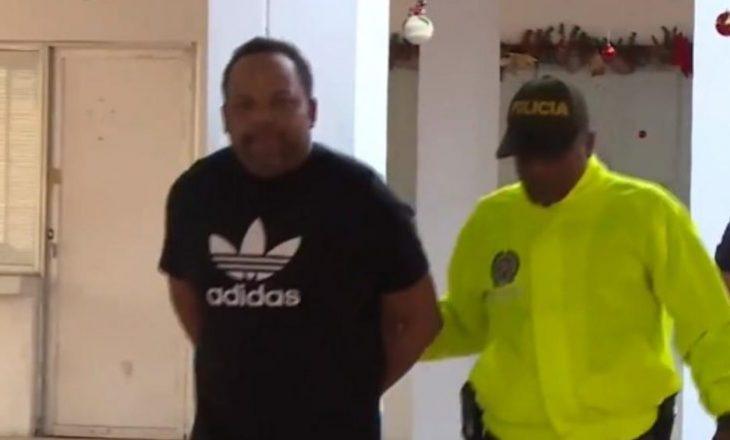 """Kapet """"Escobari"""" domenikan, """"mbreti i kokainës"""" arrestohet në Kolumbi"""