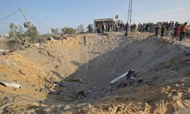 Izraeli i kundërpërgjigjet një sulmi nga Rripi i Gazës
