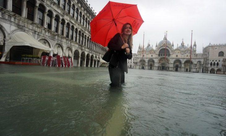 Përmbytje të reja në Venedik