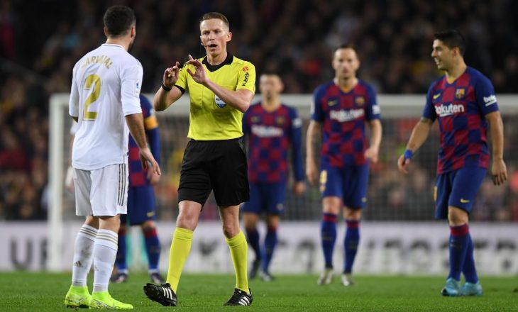 Reagim zyrtar nga Real Madridi: Nuk na u dhanë dy penallti