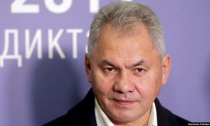 Ministri rus i Mbrojtjes: Raportet Rusi-NATO po degradohen çdo ditë