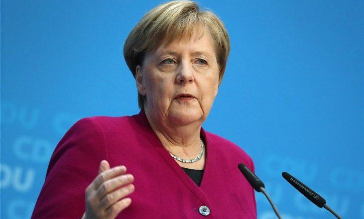 Merkel: Britania e Madhe duhet të jetojë me pasojat për shkak të lidhjeve të dobëta me BE-në