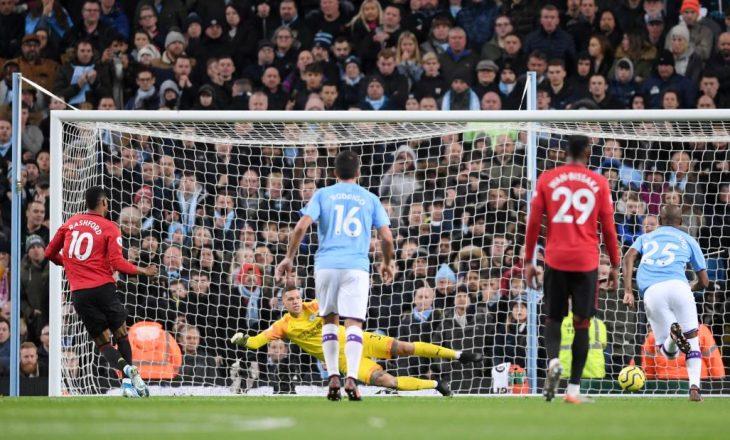 Policia e Manchesterit arreston tifozin që bëri gjeste raciste në ndeshjen City – United