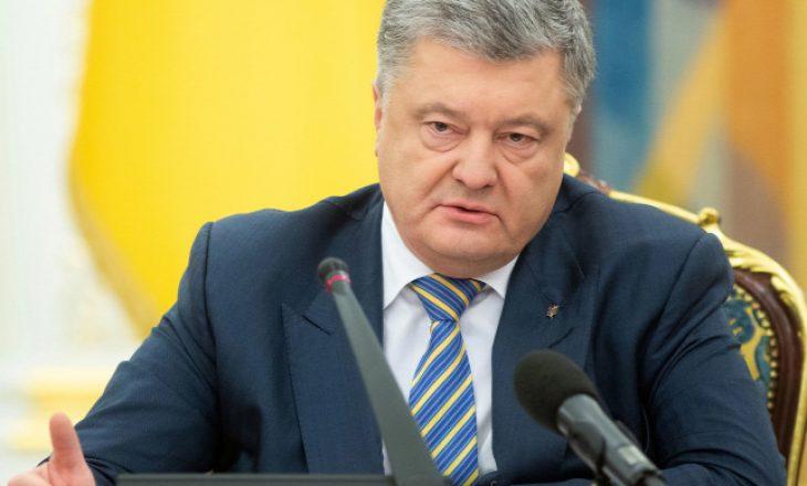 Konfirmohen hetimet rreth tradhtisë eventuale të Poroshenkos