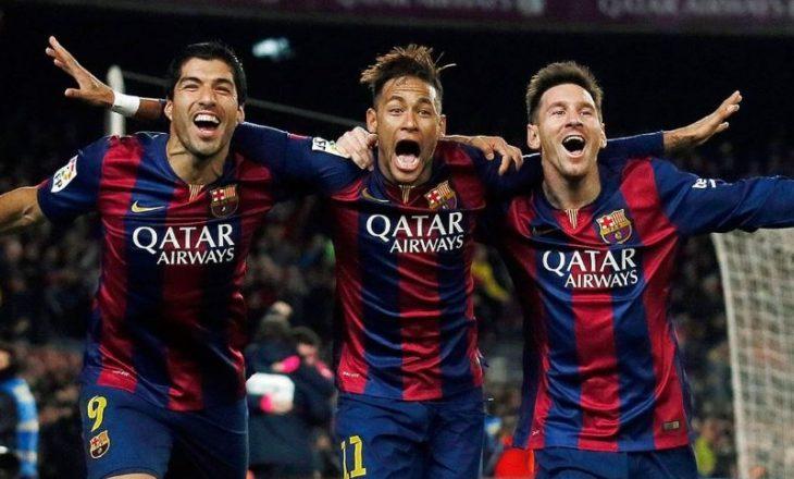 Kjo është 11-ja më e mirë e Barcelonës në dekadën e fundit