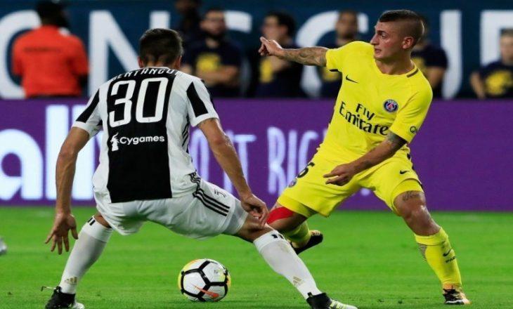Juventus – PSG, gati për shkëmbimin e këtyre dy lojtarëve