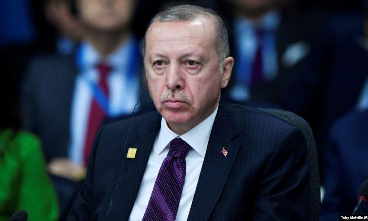 Erdogan përmend Trumpin dhe Putinin si liderë që admiron