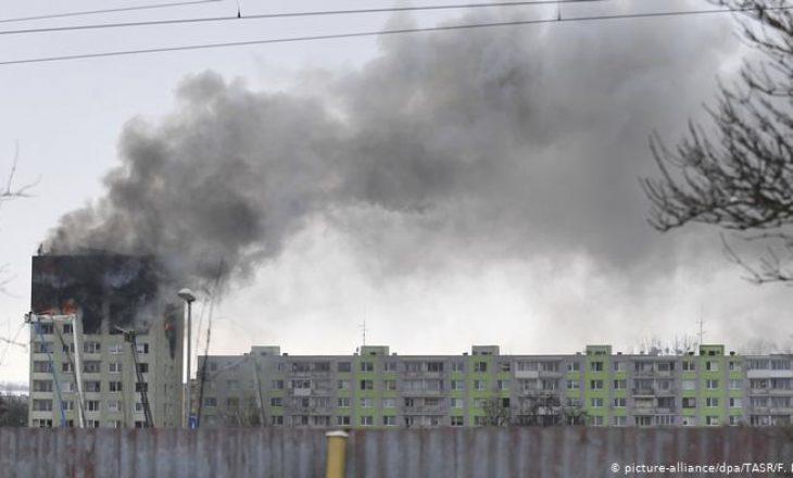 Vdesin shtatë persona nga shpërthimi i gazit në Sllovaki