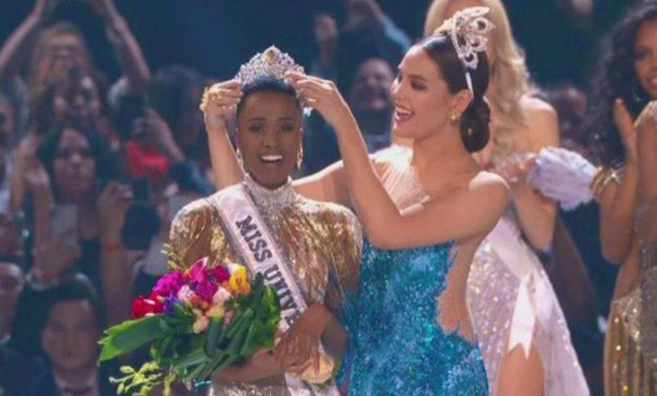 Jugafrikanja zgjidhet Miss Universe për vitin 2019