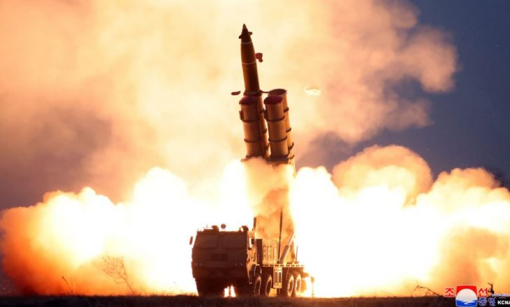 Koreja e Veriut pretendon se ka kryer një provë të rëndësishme bërthamore
