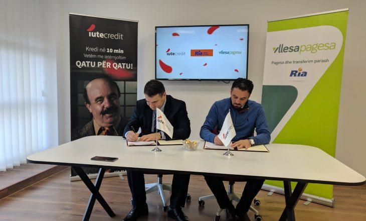 IuteCredit dhe Vllesa-CO sot filluan bashkëpunimin