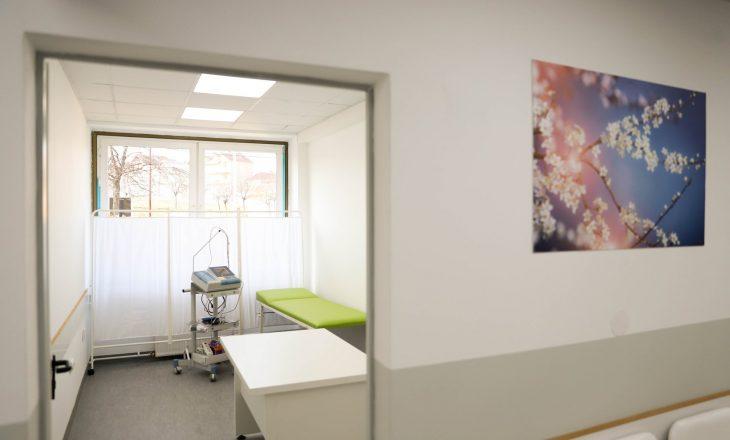 Ismaili përuron një objekt mjekësor në Gjilan: Sot iu kthye qytetarëve