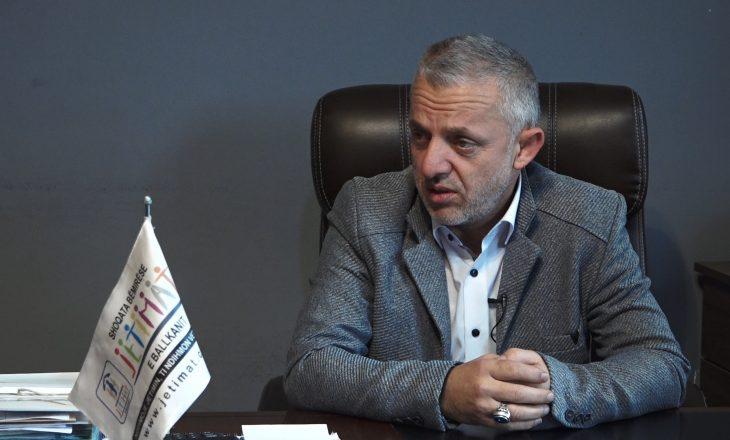 """Në 10 vjetorin e shoqatës, Halil Kastrati: """"E kishim shumë të vëshitirë të kërkonim derë më derë"""""""