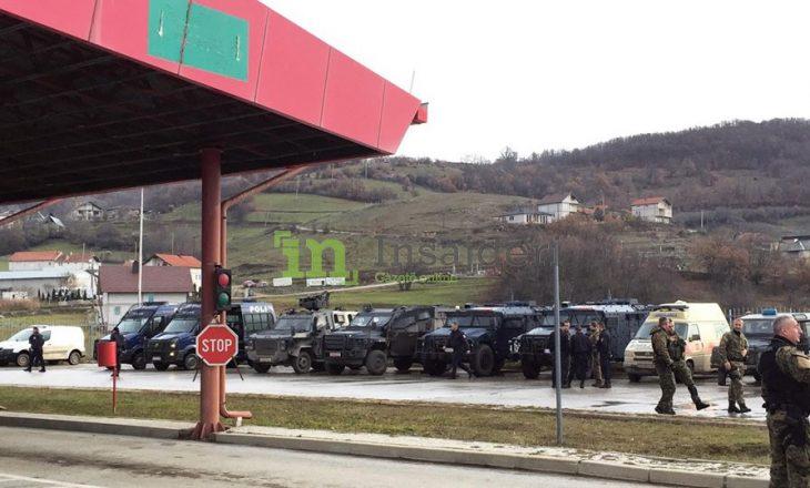 Policia e Kosovës dhe ajo e Maqedonisë Veriore me ushtrim të përbashkët